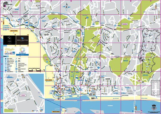 Click To Download PDF Map