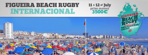 Beach Rugby Tournment 2015